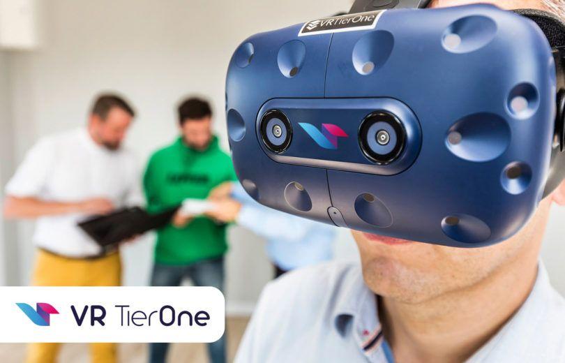 Gogle VR używane w VR TierOne