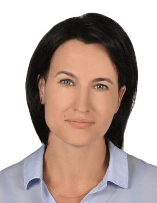 dr. hab. Joanna Szczepańska-Gieracha, außerordentliche Professorin