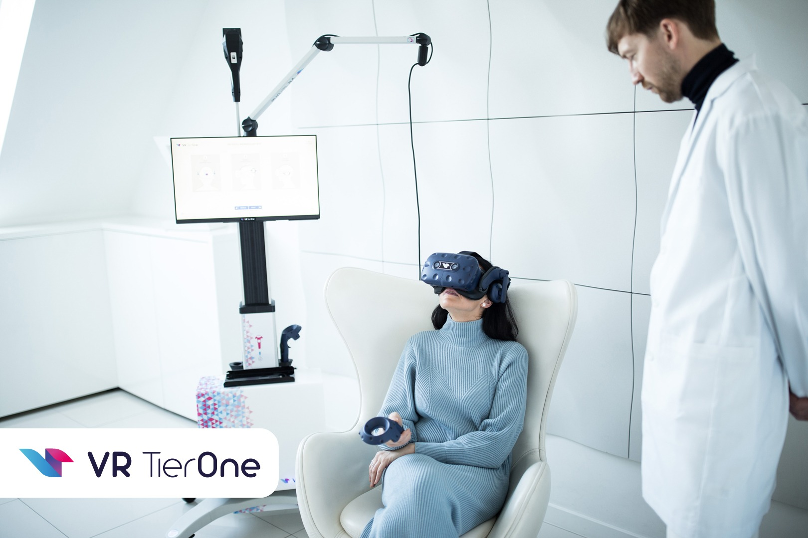 VR TierOne - how does it work and why is it able to be of help?