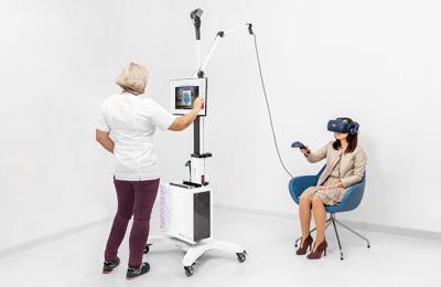 VR TierOne depression treatment