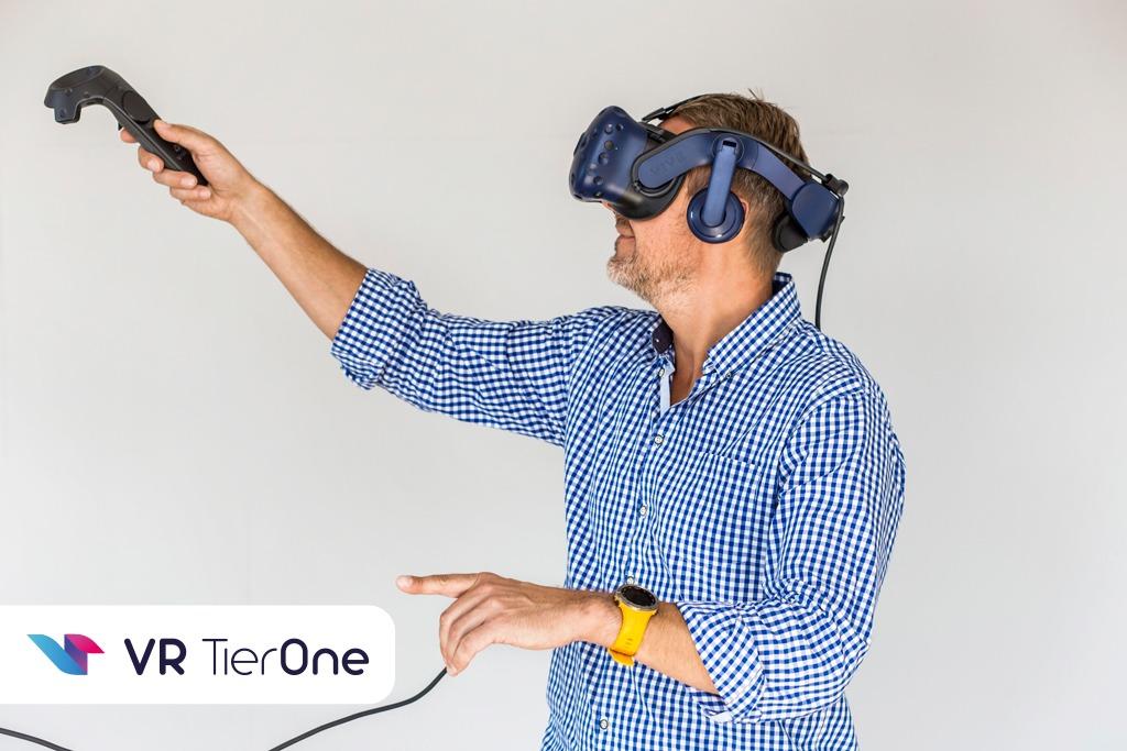 Rehabilitation kognitiver Funktionen mit VR TierOne