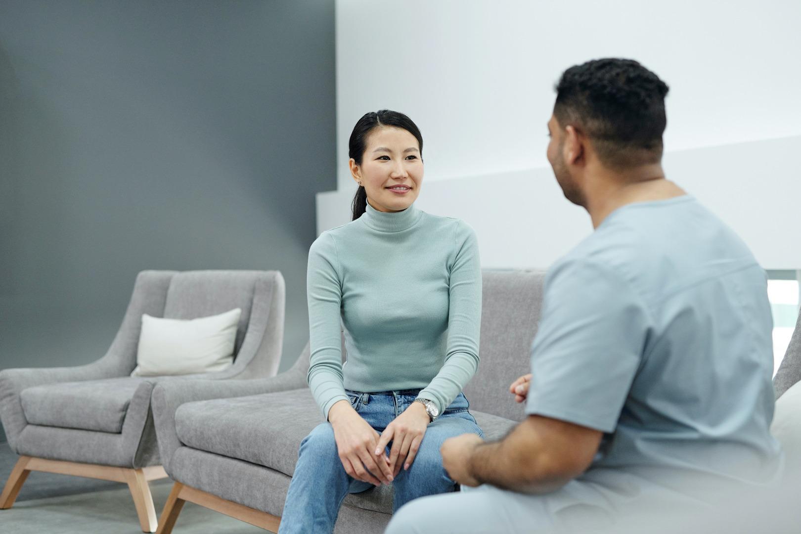 Einfluss der Kommunikation mit dem Patienten auf den Heilungsprozess
