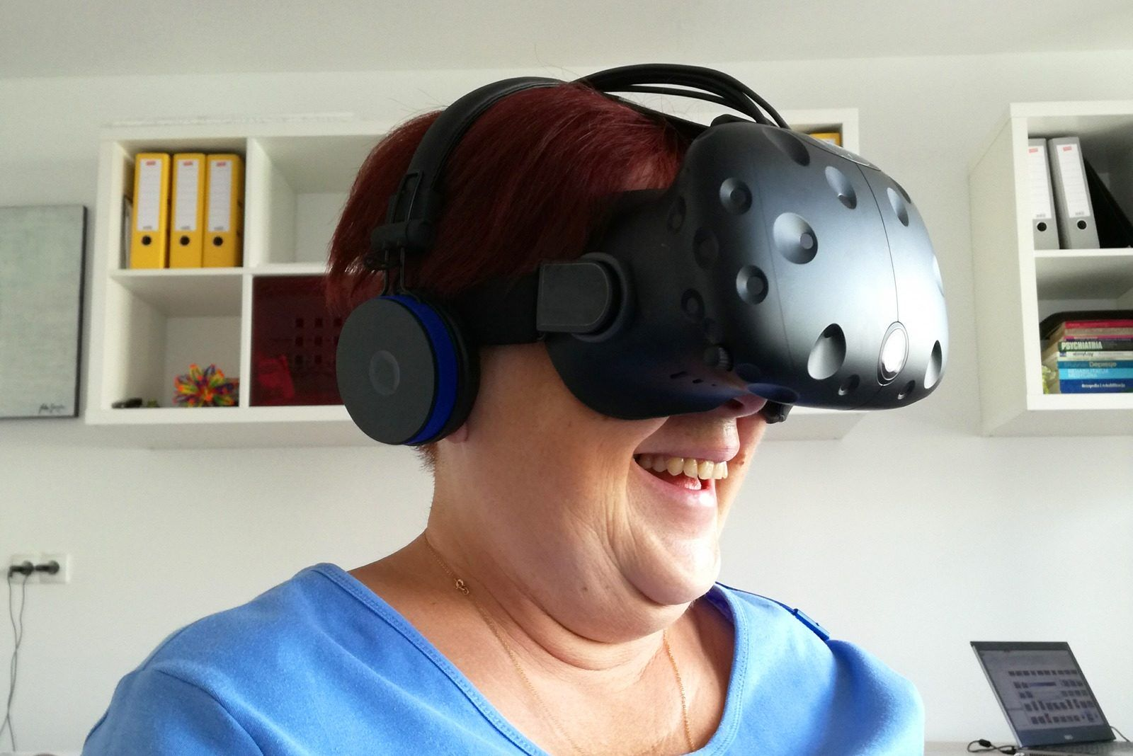 VR TierOne in the practice of neurological rehabilitation